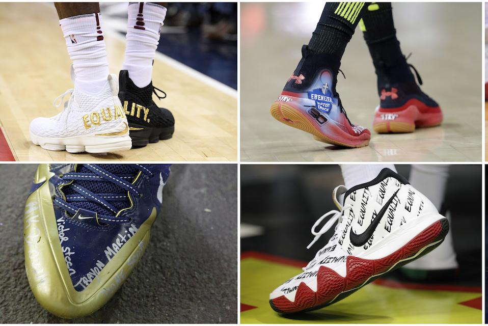 062bd0158613 Nike s Kaepernick Campaign Signals Change in Shoe Politics - Milwaukee  Community Journal