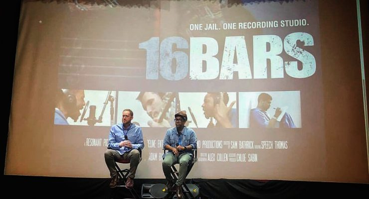 """Speech"" Thomas brings 16 Bars Film Premiere to Milwaukee"