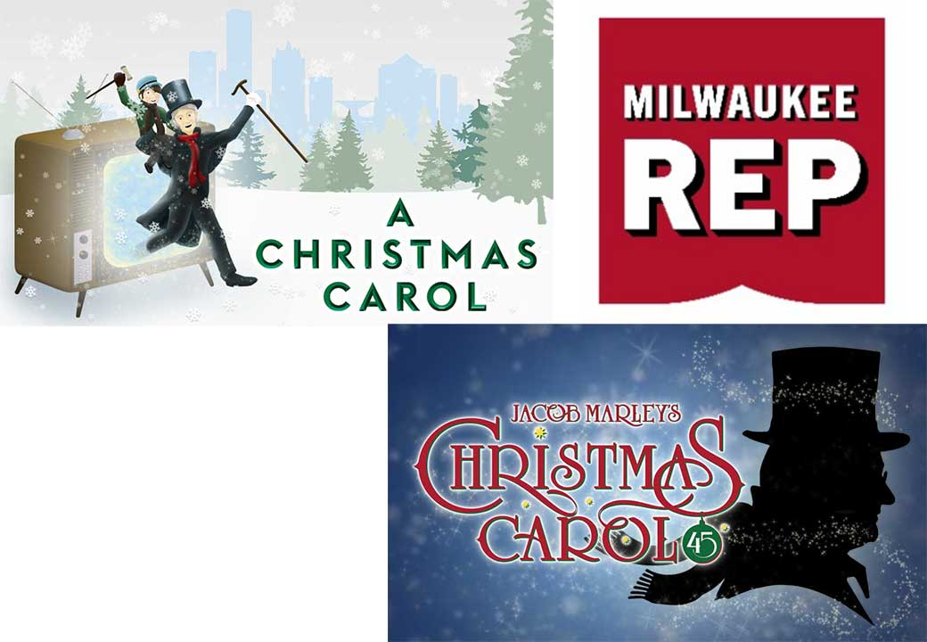 MILWAUKEE REPERTORY THEATER  Offers Two Full Productions S