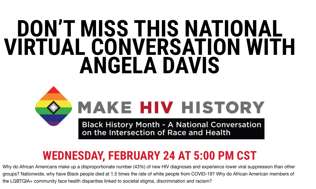 Vivent Health to Host Social Equity Activist Angela Davis in National Virtual Conversation on Race and Health