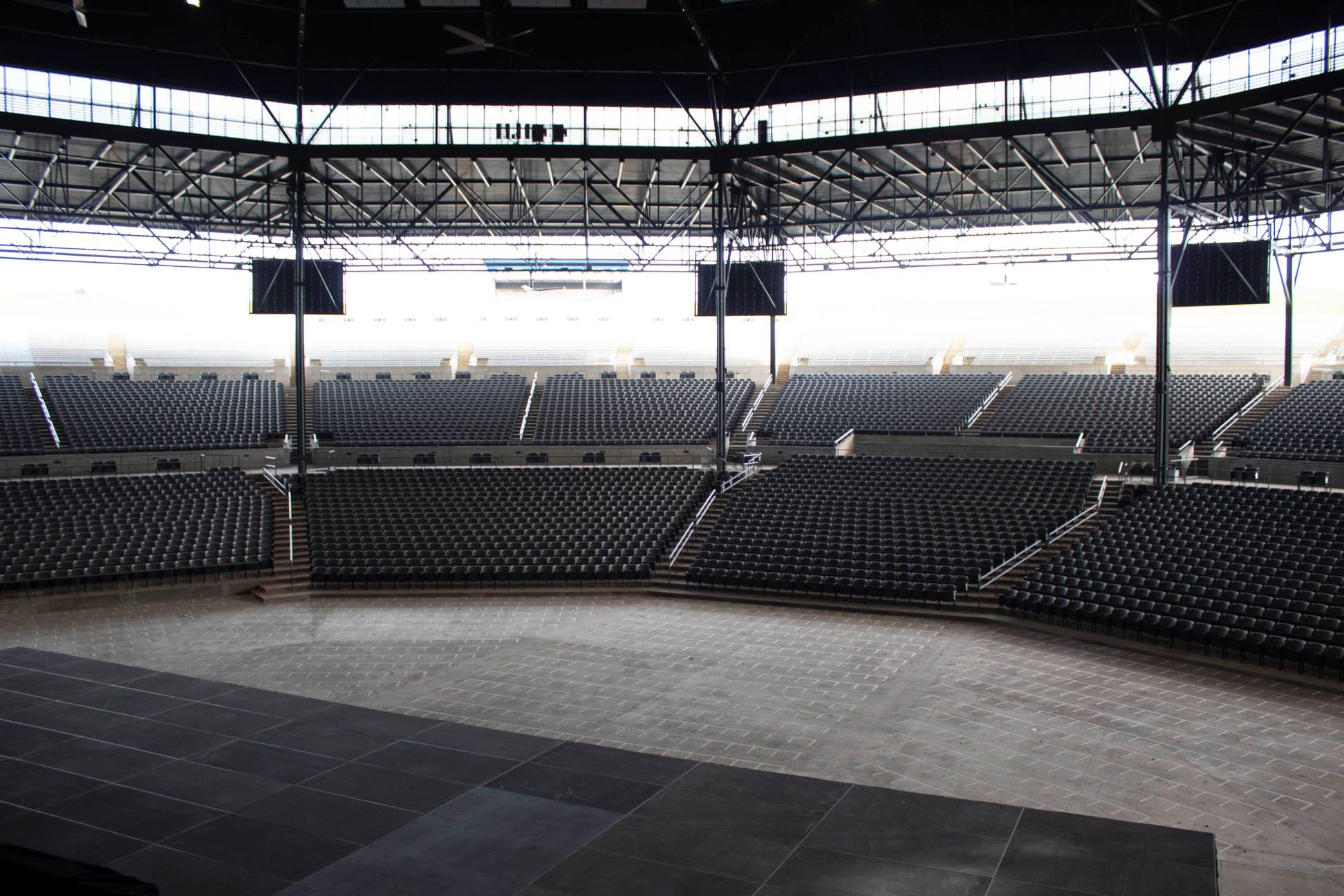 NEW American Family Insurance Amphitheater Renovation Complete
